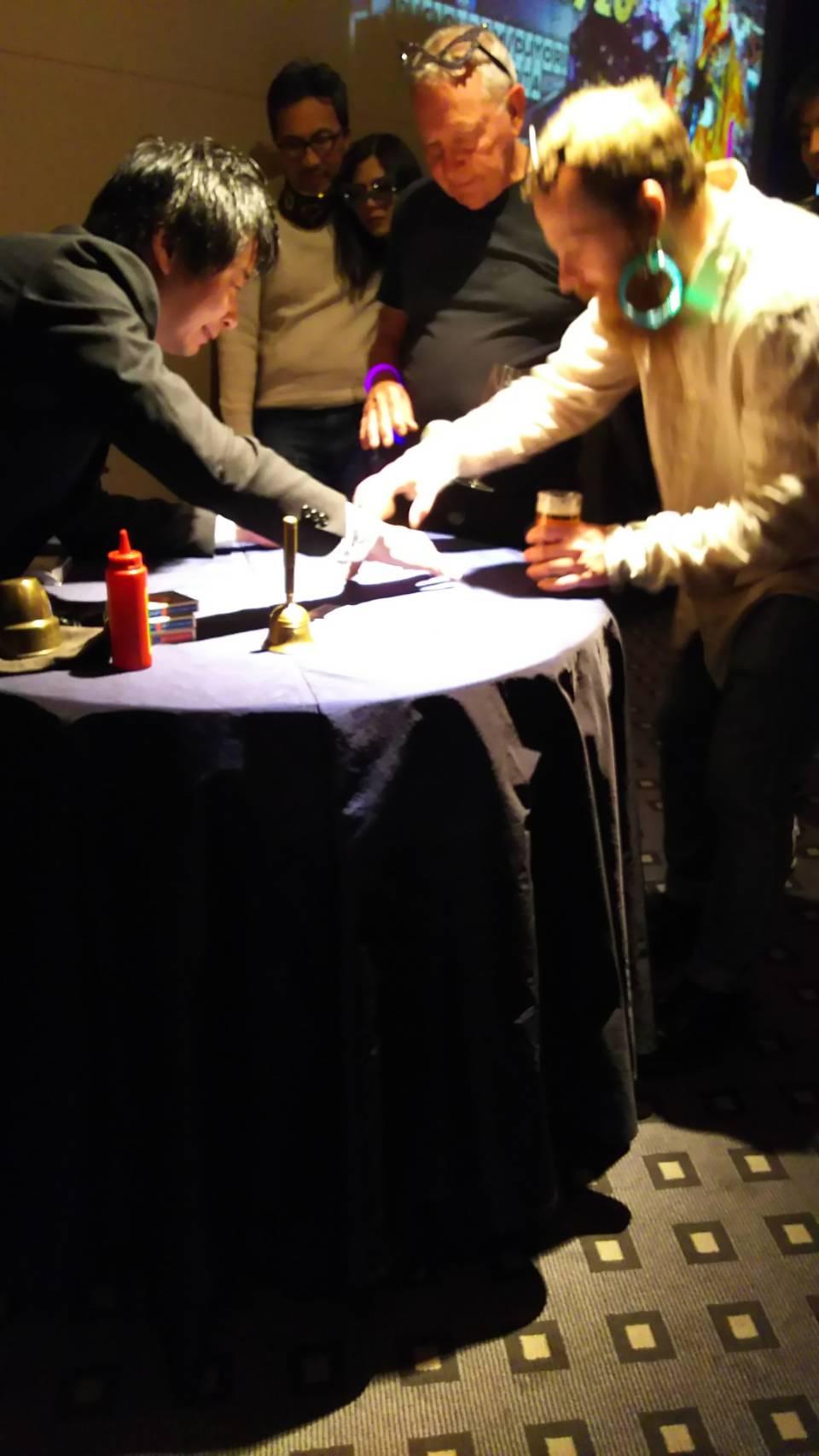 テーブルマジックのイメージ画像