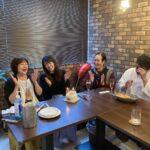 昭島 台湾夜市 誕生日パーティー写真